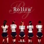 Brave Girls Rollin' Album Art