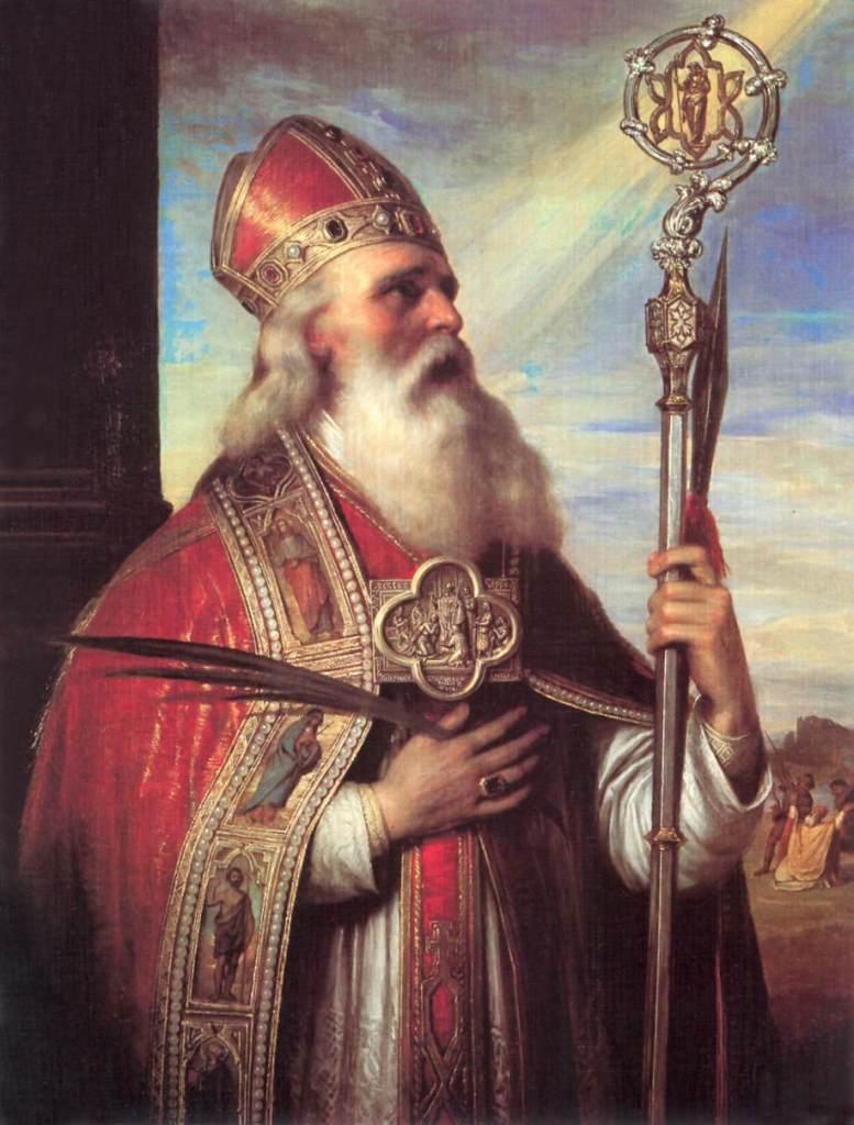 painting of St. Adelbert