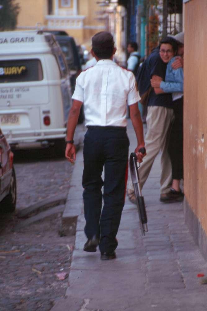 Security Guard 2000