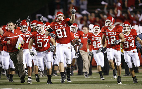Free college football selection: New Mexico at Rutgers