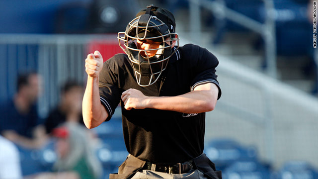 Home Plate Umpire Report to assist with your MLB Baseball betting