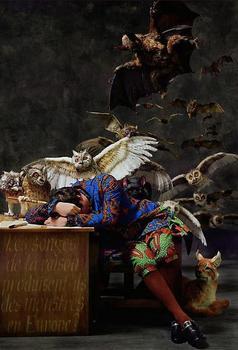 Photo réalisée par Yinka Shonibare