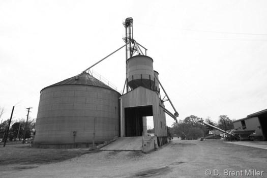 Grain elevator, Clarksville, Ohio