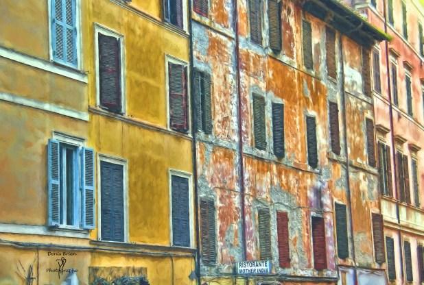 26Rues Rome01pencil sign