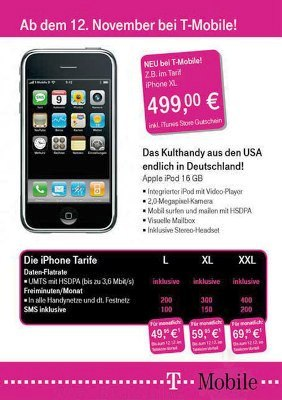 T-Mobile iPhoneDeal
