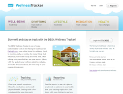 DBSA Wellness Tracker