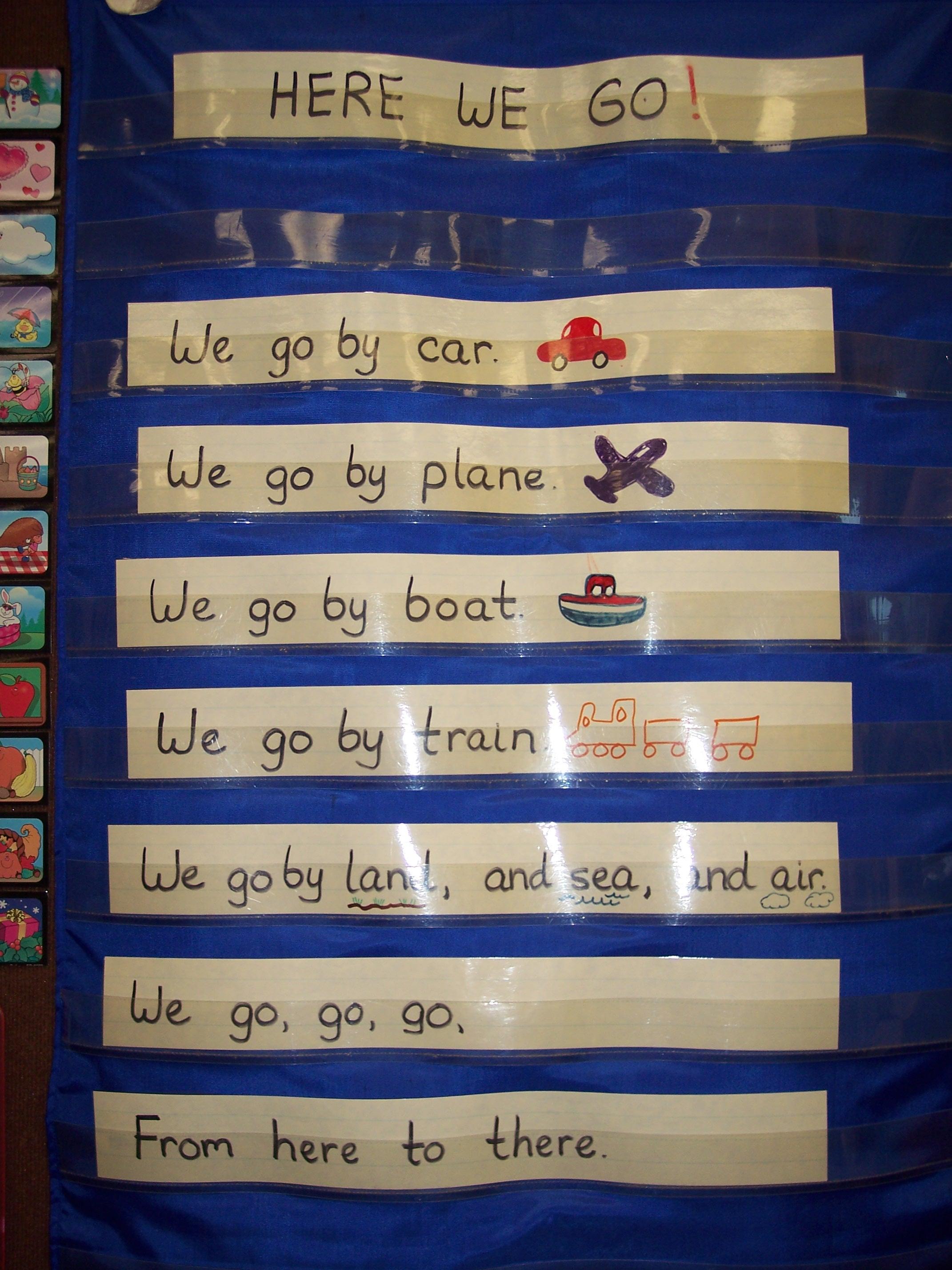 Images About Kindergarten Poetry