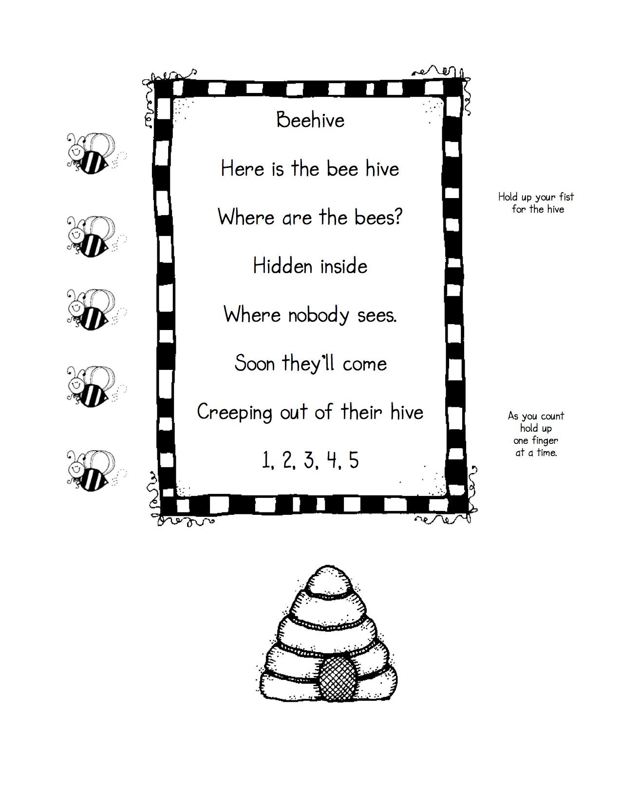 Hive Poem