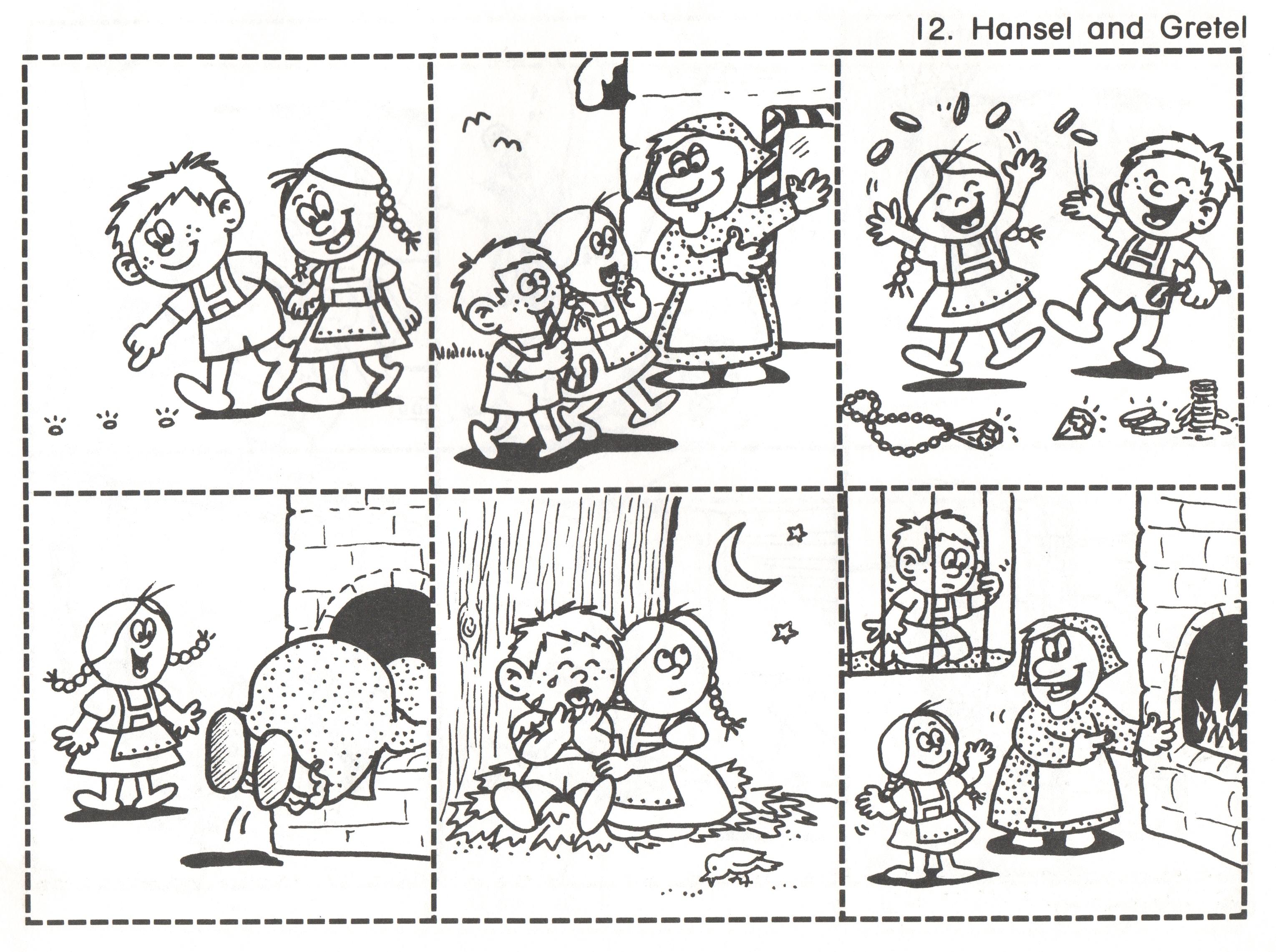 12 Hansel And Gretel