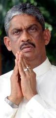 Democratic Party leader Gen. Sarath Fonseka