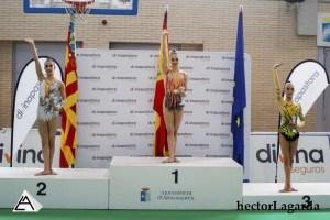 _P2A4941 Podium Campeonato España Individual. Fase Autonómica.