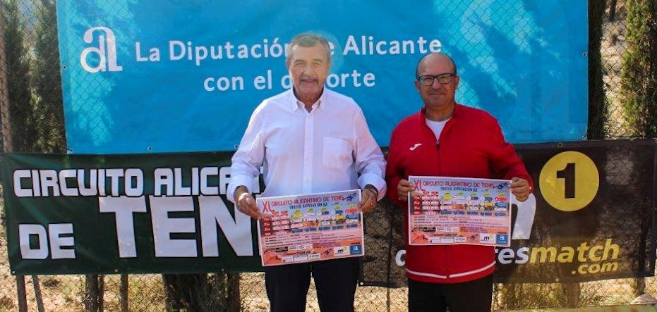 Circuito Alicantino de Tenis Base