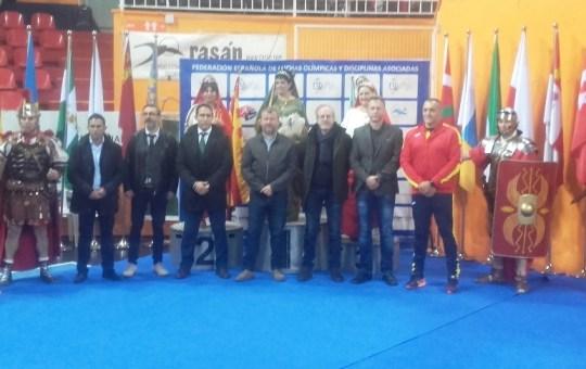 Campeonato de España de Grappling o Agarres