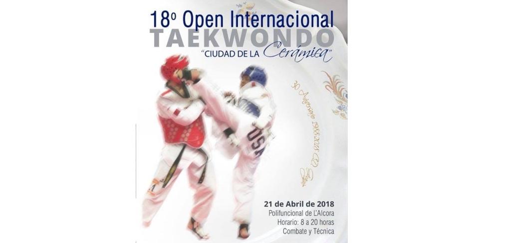 XVIII Open Ciudad de la Cerámica.