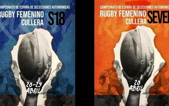 Estatales de Rugby Femenino. 7 y S-18.