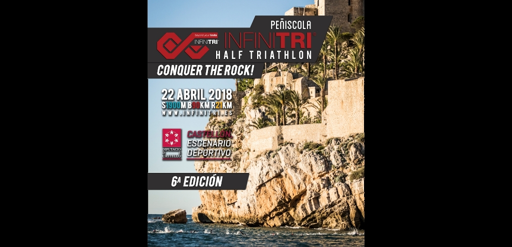 VI Infinitri Half Triathlon de Peñíscola.