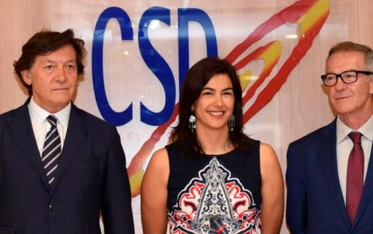 Mª José Rienda Nueva Presidenta del CSD.