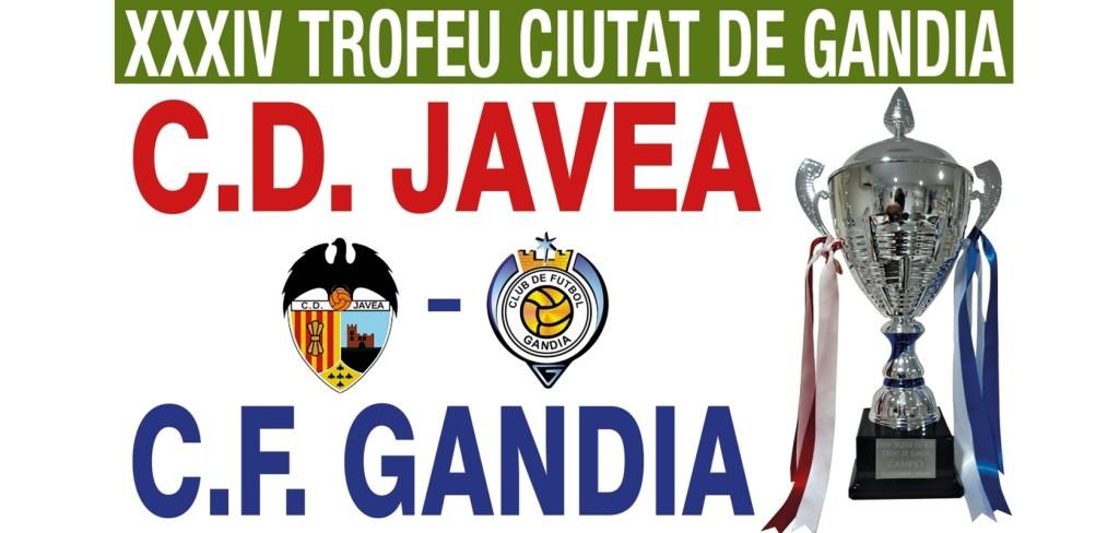 XXXIV Trofeo Ciudad de Gandía.