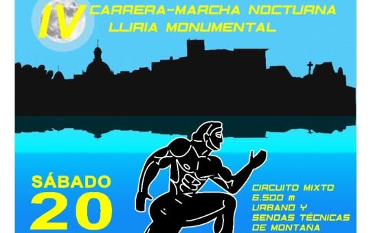 IV Carrera Nocturna Monumental