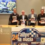 24 Rallye Mediterráneo - La Nucía