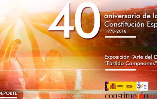 40 años de la Constitución