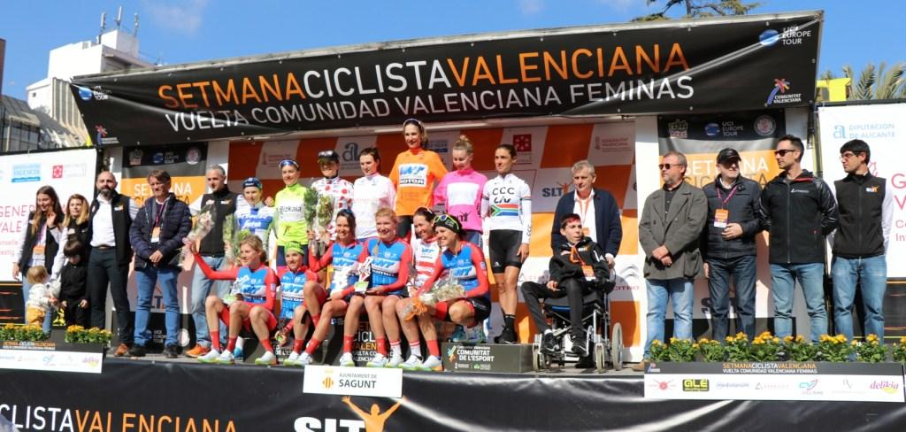III Setmana Ciclista Valenciana.