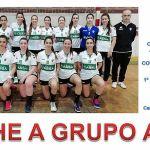 Agustinos y Elche Campeones Estatales 2018-19