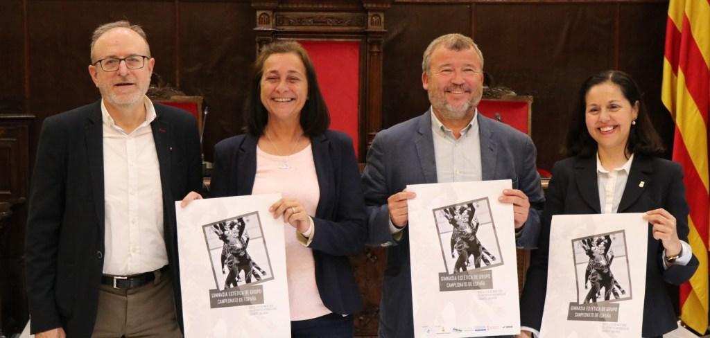 Campeonato de España de Gimnasia Estética de Grupo
