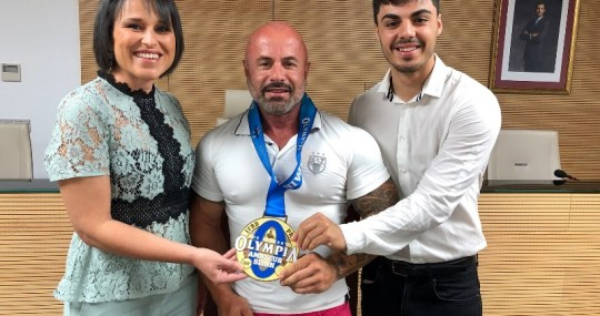 Mr. Olympia Amateur Spain