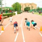 Feria del Deporte.