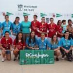 Finales Femeninas del Autonómico de Galotxa.