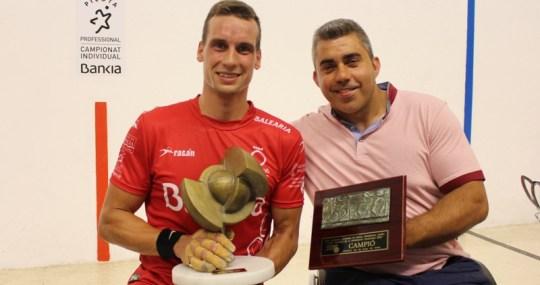 Trofeos de Raspall Adaptado.