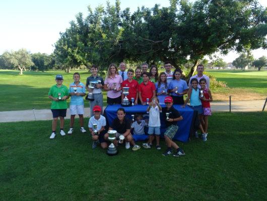 Cto juvenil golf