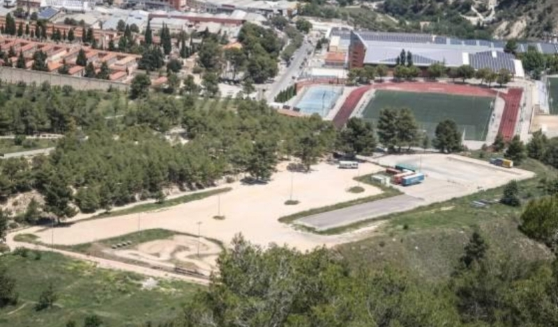 Ampliación Polideportivo Municipal Francisco Laporta.