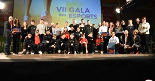 VII Gala del Deporte