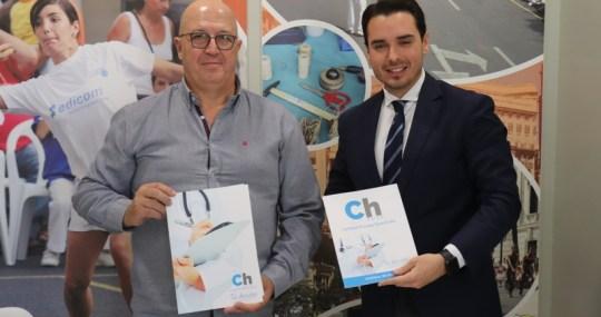 Convenio FPV y CH Salud