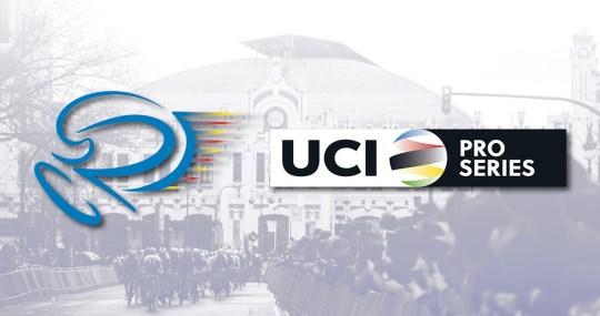Volta cv UCI pro series