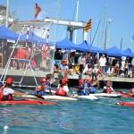 Concentracion kayak polo