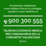 Tf Comunitat Valenciana Covid-19