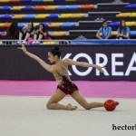 Minju Kim. Pelota (Korea)