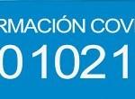Teléfono nacional Covid-19