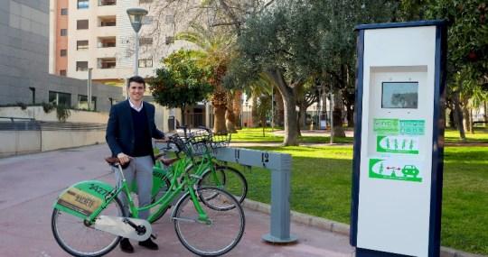 Jorge Ribes. Bicicas