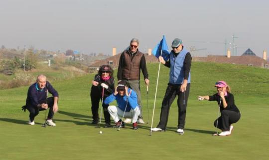 Golf es Salud