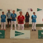 Final 2ª femenina. Massalfassar i Montserrat