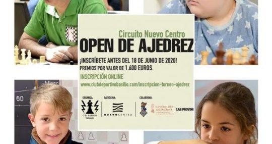Open Nuevo Centro. Jornada 11