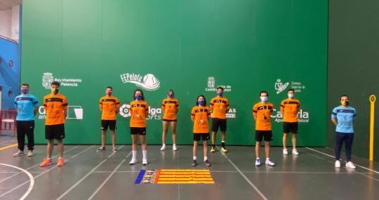 Selección valenciana frontenis
