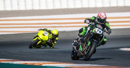 ESBK Circuit Ricardo Tormo