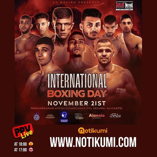 International Boxing Day