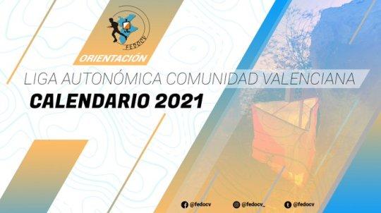Liga Autonómica FEDOCV 2021