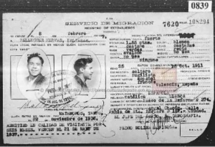 Registro Nacional de Extranjeros